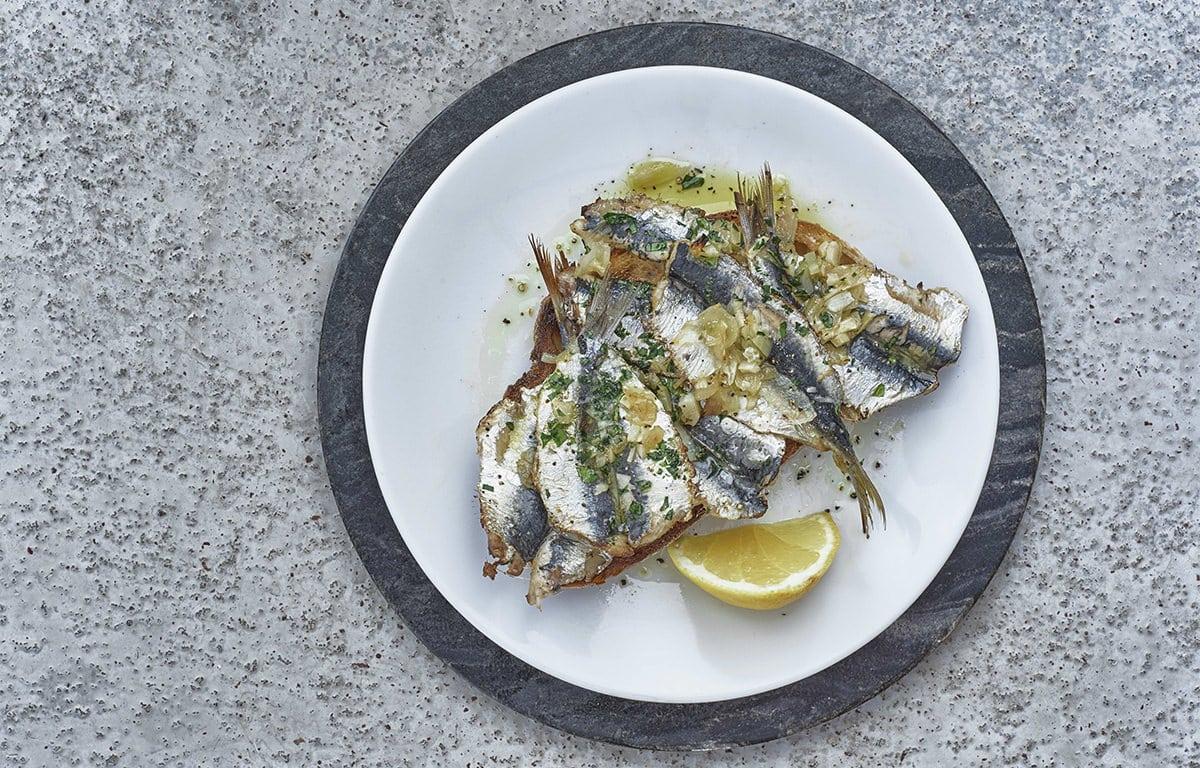 Fish Kitchen Kingston Menu